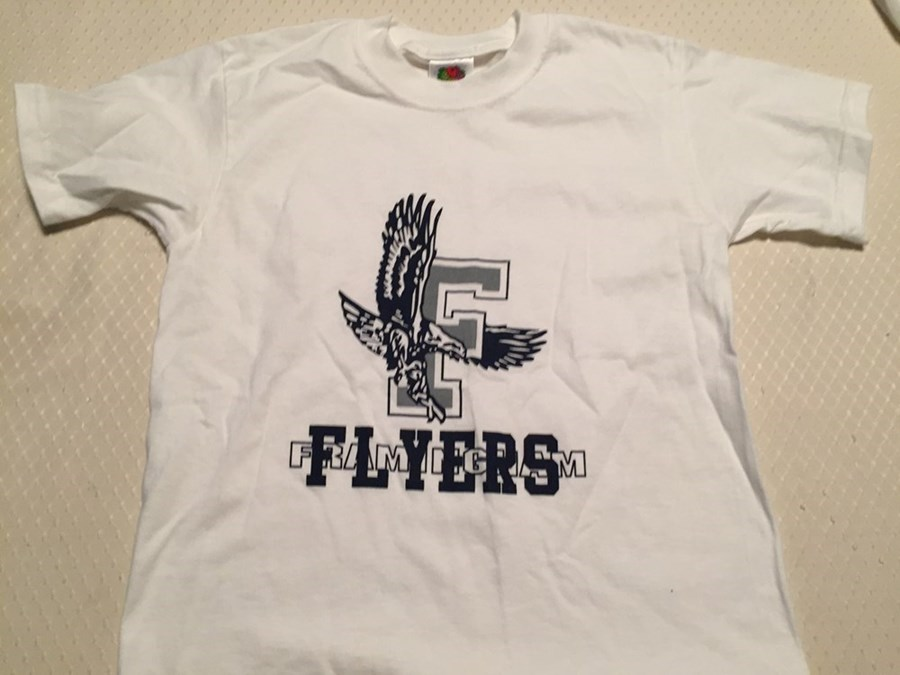 White Flyers Shirt